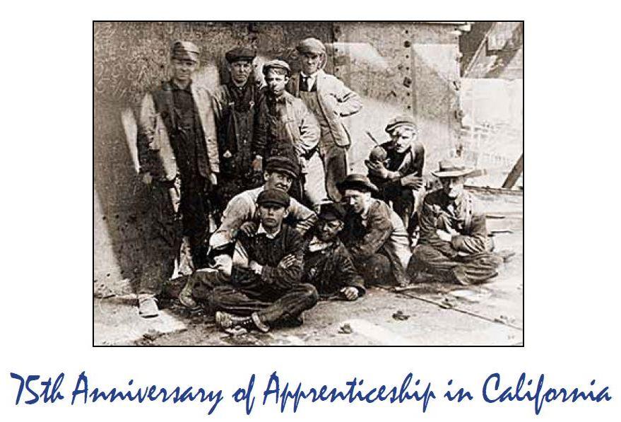 75th anniversary of apprenticeship
