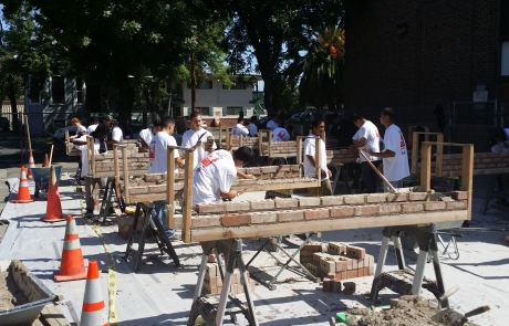 Kids in Masonry Competition Spring 2014