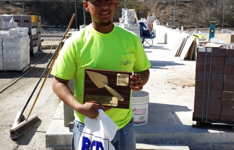 Adrian Cardenas 2nd Year Winner