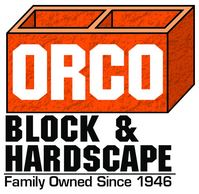 logo ORCO Block & Hardscape