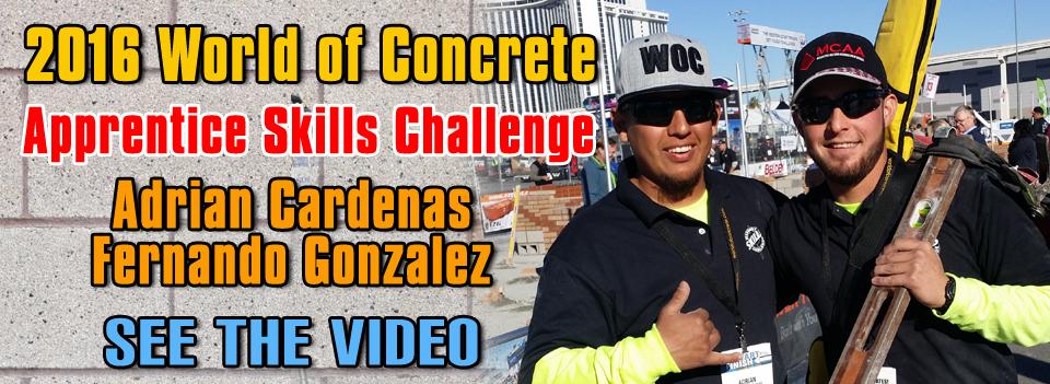 World-of-concrete-adrian-fernando